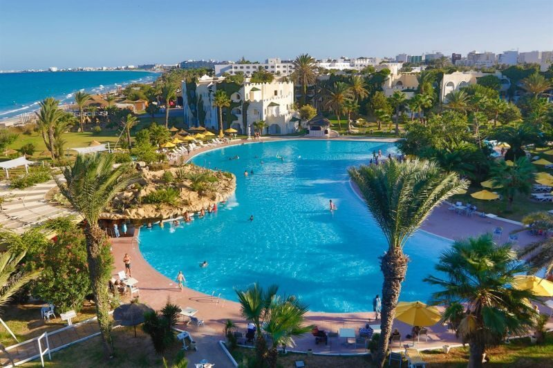 Lti Mahdia Beach & Aquapark4*